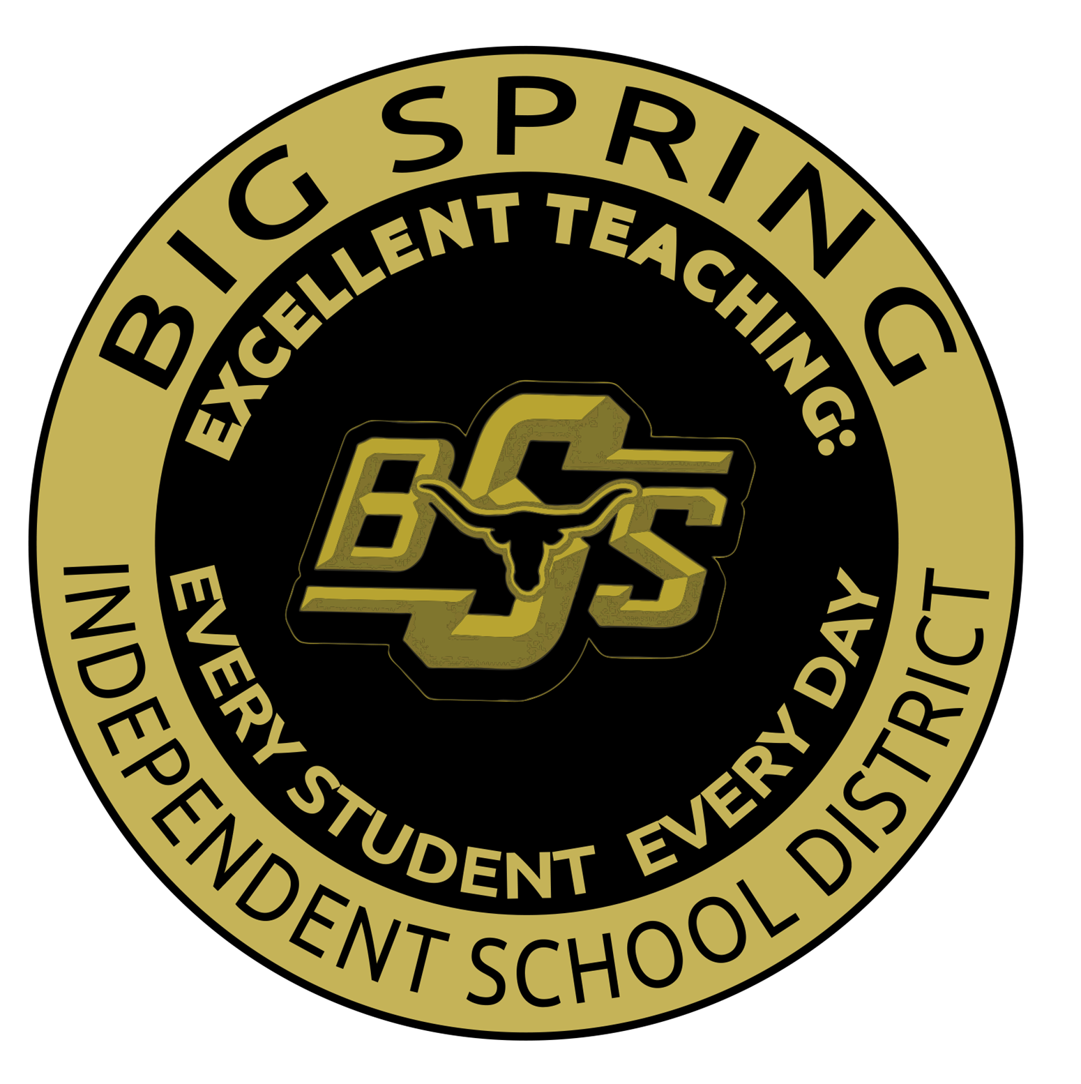BSISD Logo - Excellent Teaching, Every Student, Every Day